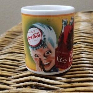 Small  Coca Cola Mug.